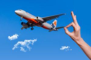 機内持ち込みが可能な手荷物のイメージ画像